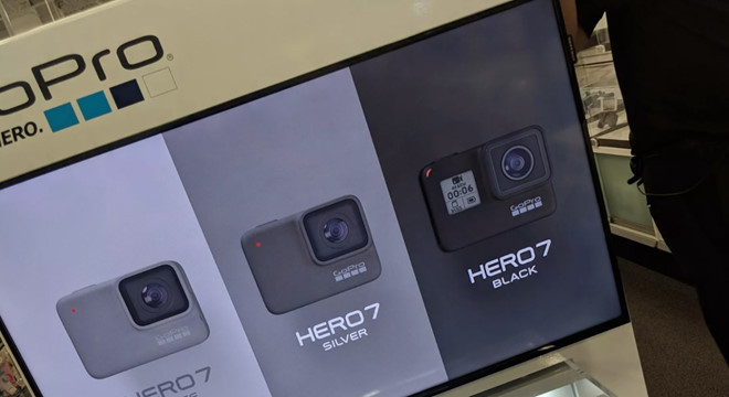 GoPro Hero 7 co the ra mat cuoi thang 9 hinh anh 1