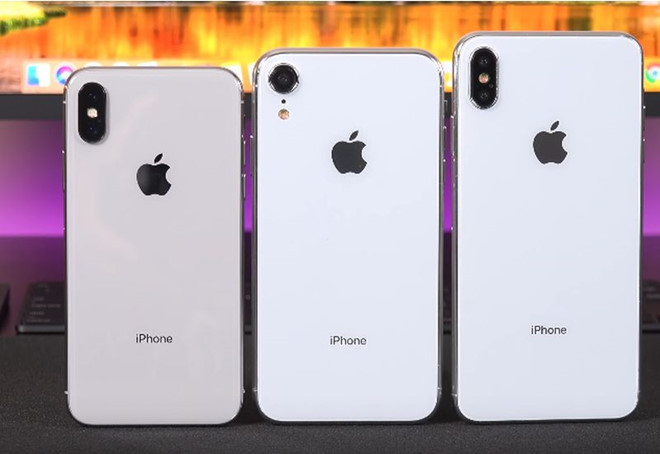 Bo ba iPhone 2018 hua hen giup Apple hot bac hinh anh 1