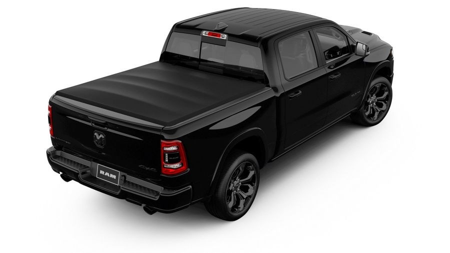 Ram vén màn 1500 Limited Black Edition và hai bản HD Night Edition